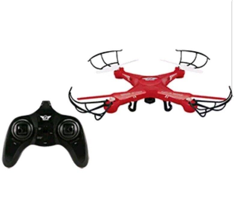 SkyRider Falcon Pro Cuadricóptero Drone con cámara de vídeo y las fotos de 6 ejes giroscopio