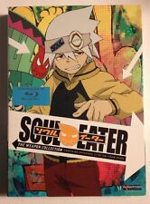 SOUL EATER: Parts 3 & 4 The Weapon Collection - NEW SEALED 4-DISC DVD SET!!