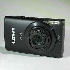 Canon IXUS 230 HS (PowerShot ELPH 310) 12.1mp - Black Lens error