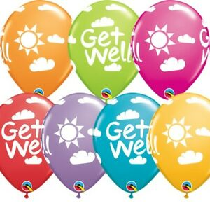 "Thank You Dots Upon Dots Festive Assorted Qualatex 11/"" Latex Balloons x 10"