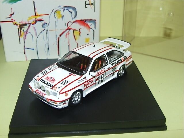 Ford sierra cosworth monte carlo 1987 grundel trofeu 120