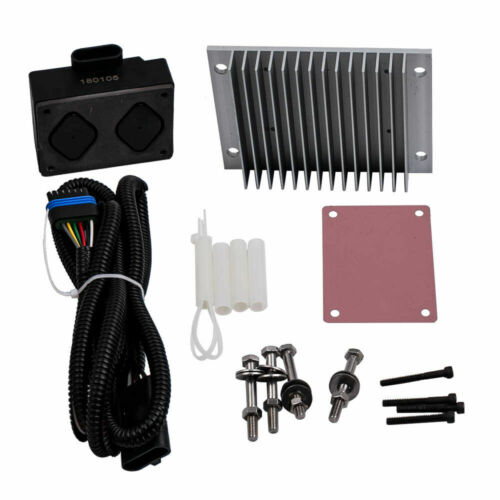 Fuel Pump Driver Module PMD Relocation Kit For Chevy GMC 6.5L Diesel 12562836