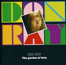 Don Ray - Garden of Love [New CD] Rmst