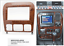 Dash-kit-for-Mercedes-Benz-S-klasse-W220-stereo-panel-install-kit-radio-fascia thumbnail 2