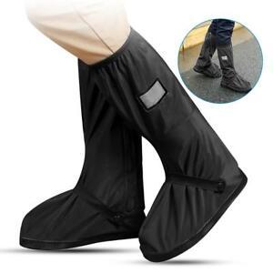 Men-Women-Reusable-Rain-Shoe-Cover-Waterproof-Boot-Overshoes-Boots-Protector-New