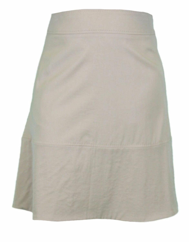 Gant Women's Dark Camel A-Line Skirt 440088 NEW
