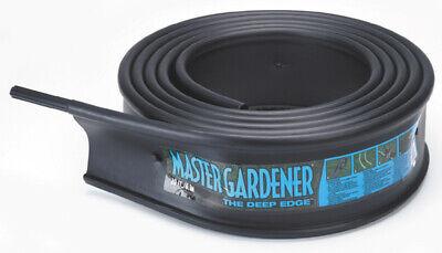 Competent Master Mark 20 Ft. L X 6 In. H Plastic Lawn Edging Black We Hebben Lof Van Klanten Verdiend