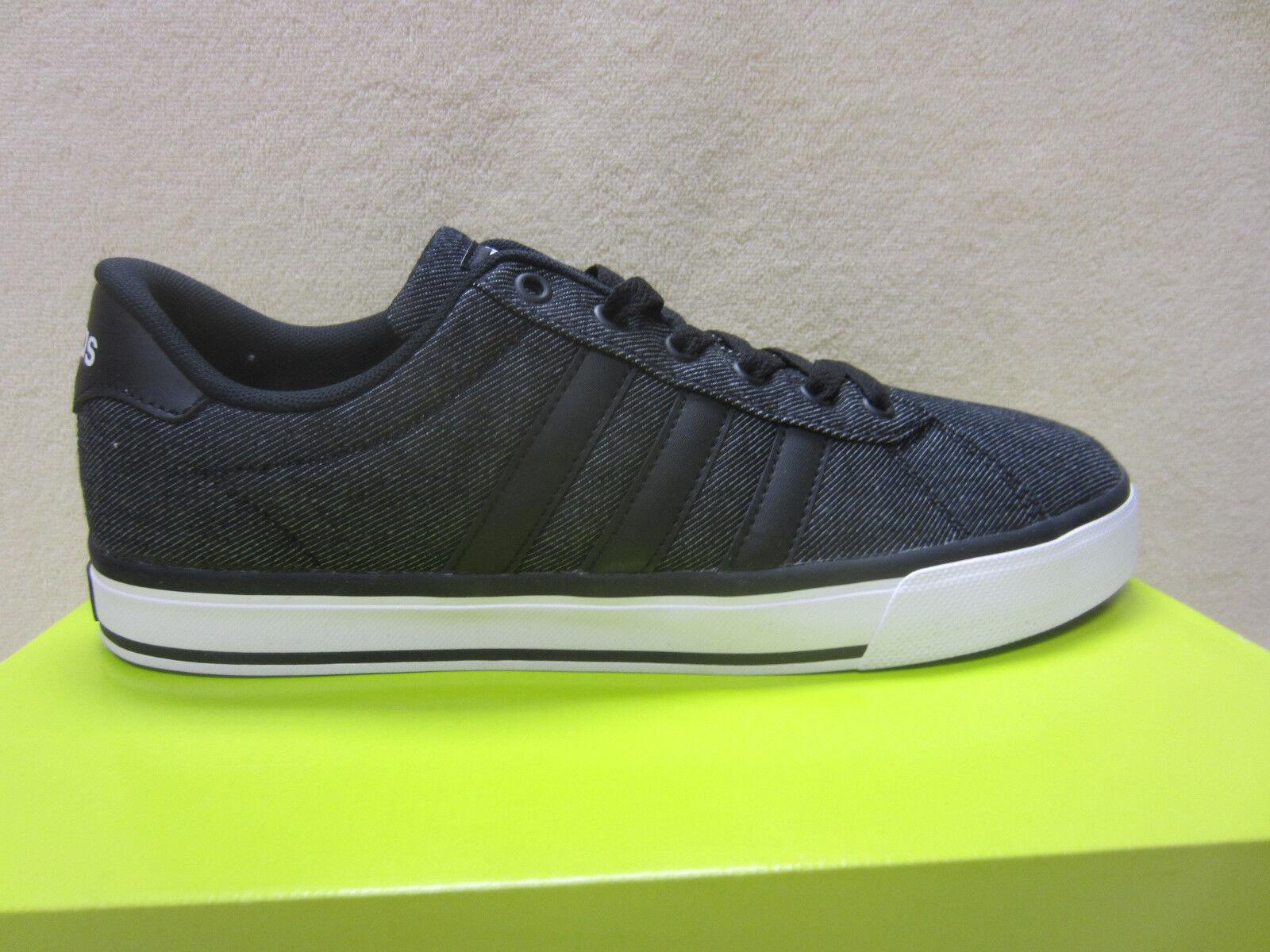 neue adidas se 9 täglich vulc mens größe 9 se sportschuhe schwarz f76263 ef5fa0