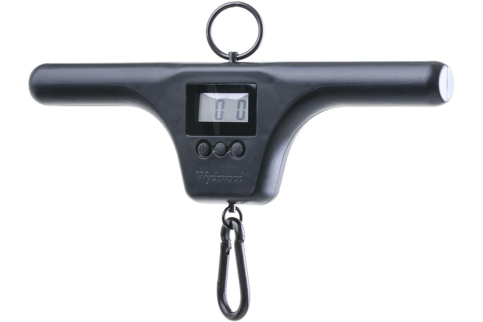 Wychwood T-Bar Scales  Dual Screen 120lb   Carp Fishing  best service