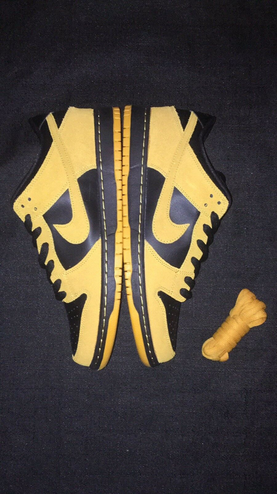 "innovative design 47e46 1b96a Nike SB Nike Dunk Low Pro University Black ""Iowa"" ""Wu-tang ..."
