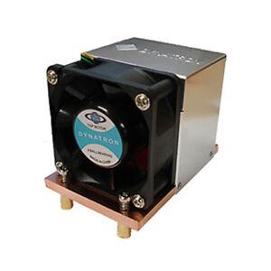 Dynatron-H6HG-Socket-Intel-Xeon-Socket-603-604-Active-2U-2-Ball-CPU-Cooler-Fan