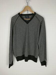 WOOLRICH-Maglione-Maglioncino-Cardigan-Sweater-Pullover-Tg-L-Uomo-Man
