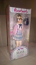 NEW AZONE Sahra's A la Mode Pink!Pink! A la mode Blue × Pink Maya doll
