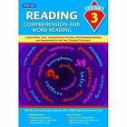 Reading-comprehension and Word Reading Year 3