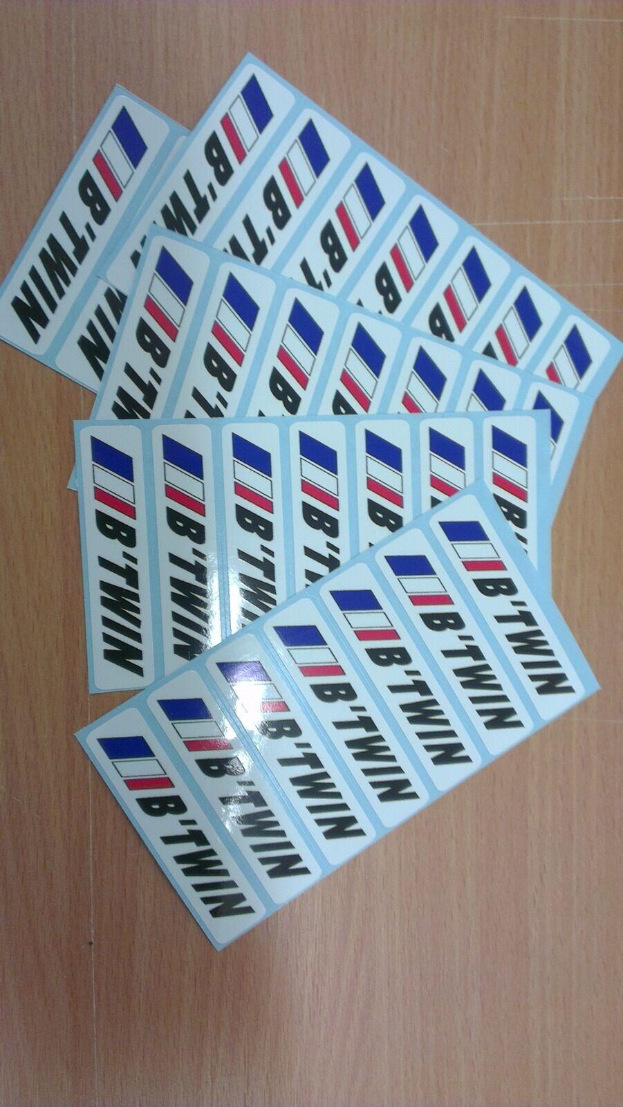 20 drapeau Stickers Autocollants nom texte personnalisé drapeau 20 France vélo cadre course d38af5