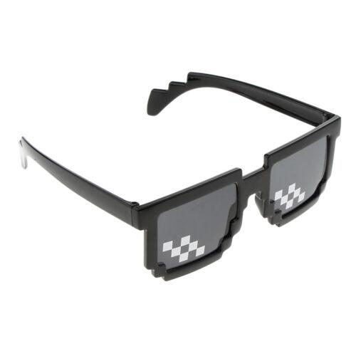 Lustige Mosaik Sonnenbrillen Eyewear Party Foto Requisiten