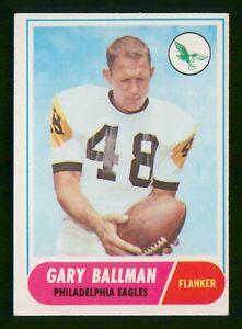 GARY BALLMAN 1968 TOPPS 68 NO 58 VG+  37124