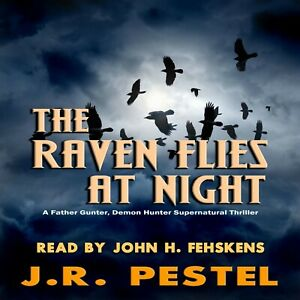 The-Raven-Flies-at-Night-J-R-Pestel-Audio-Book-MP3-NO-CD-Fast-e-Delivery