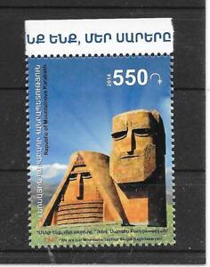 Mittlerer Osten Süß GehäRtet I995 Bergkarabach/ Denkmal Minr 89 I ** Briefmarken