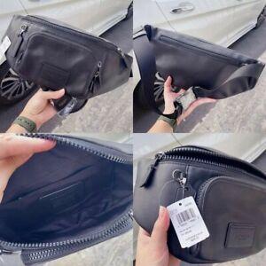 Sale! Coach Track Belt Bag in C2716
