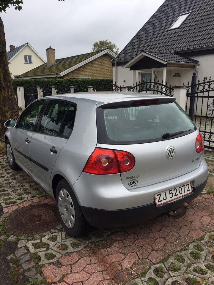 VW Golf V, 1,9 TDi 105 Comfortline, Diesel