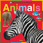 My Giant Fold-Out Book of Animals by Natalie Boyd, Jo Ryan (Board book)