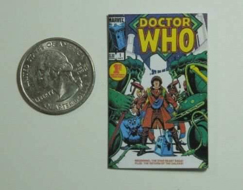 1//6 Scale Comic Book Dr Who