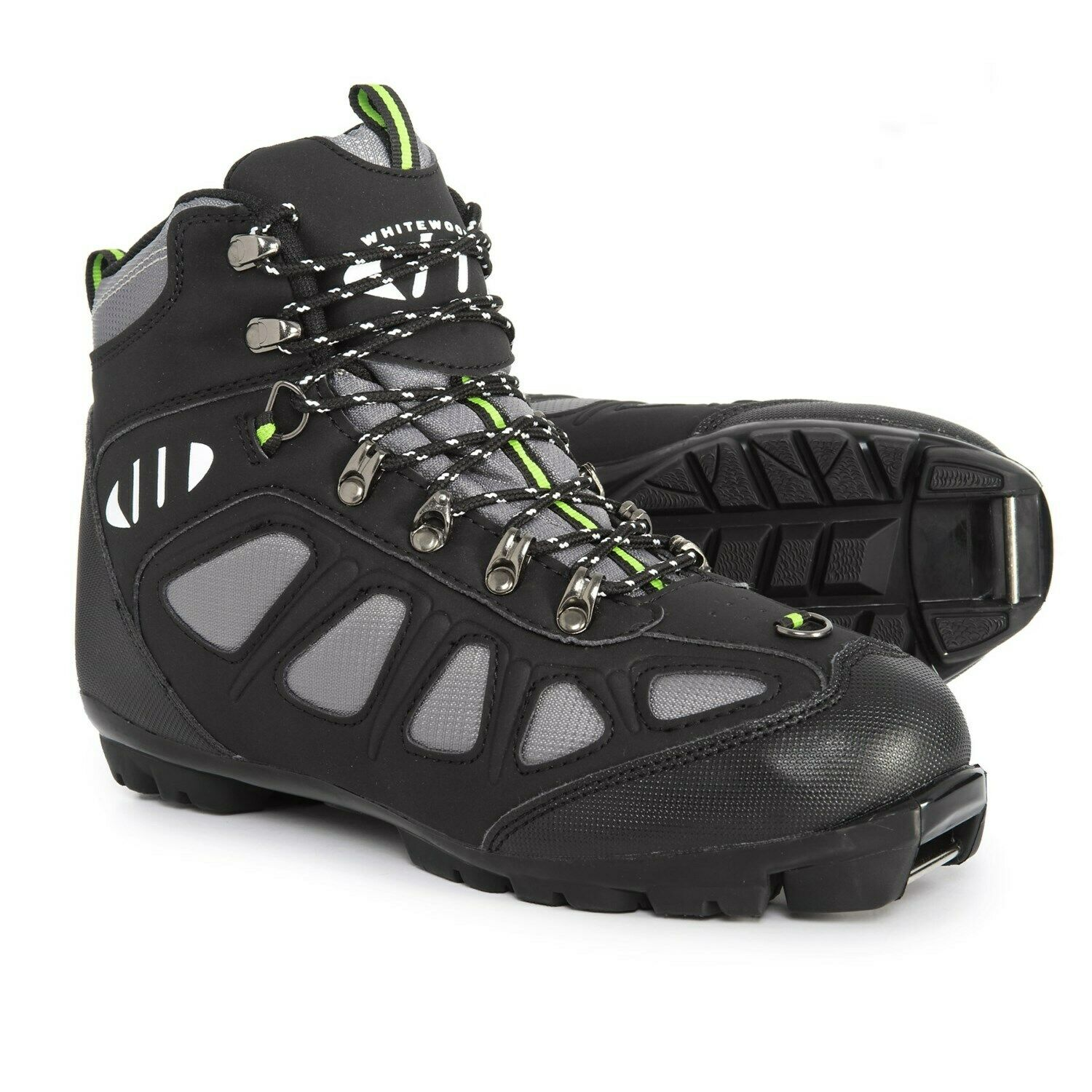 Whitewoods 302 boot XC  NNN Size 33 (1M 2W 32EUR) boots cross country ski New  come to choose your own sports style