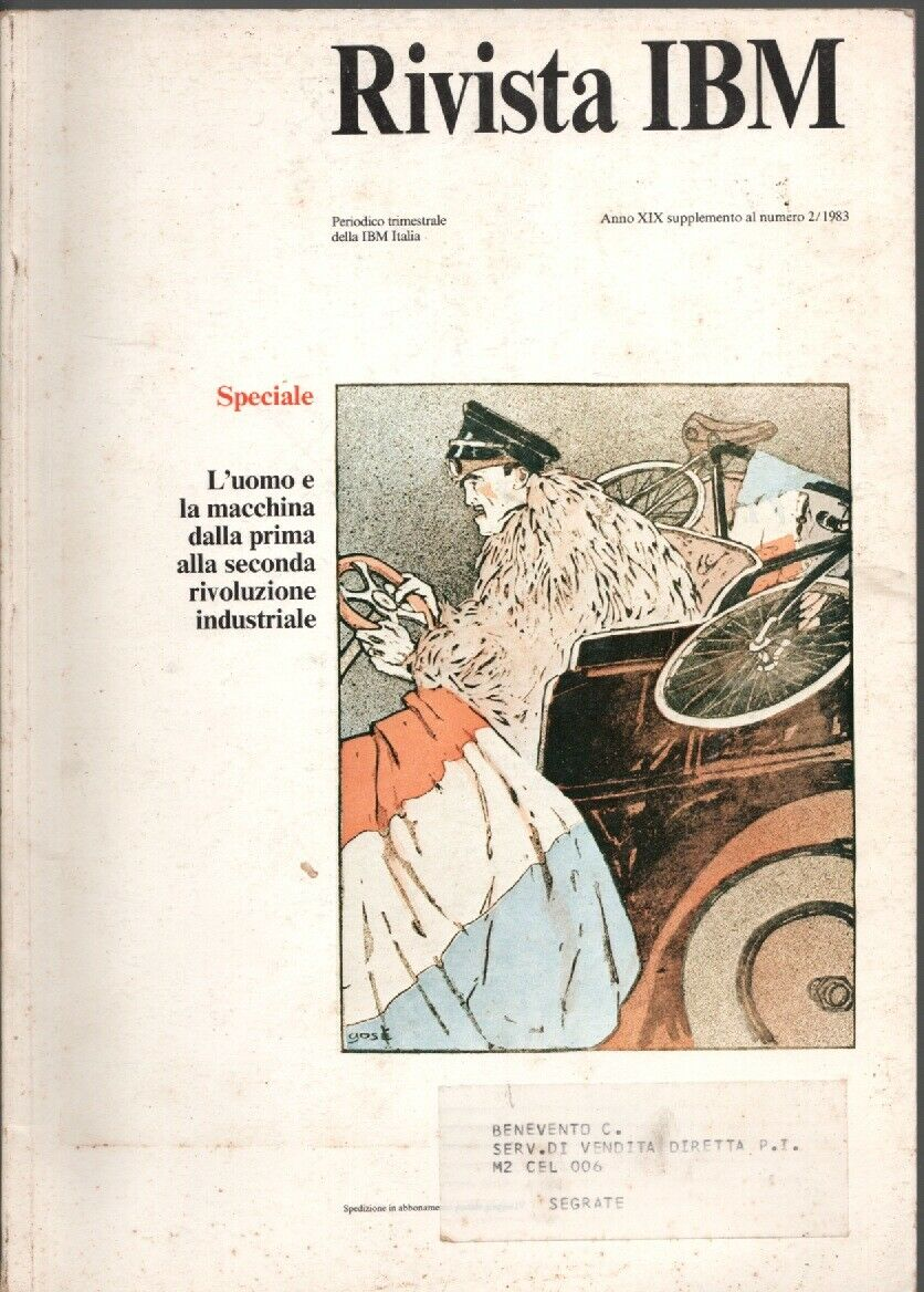 In forma di parole n° 4, 1994
