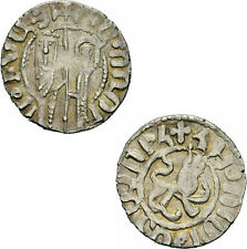 Armenien Königreich Hetoum I Zabel Tram Sis Löwe Armenia Bedoukian CCA 1263