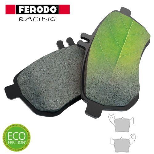 HONDA CR 125 R 2002 Ferodo Eco Friction Rear Brake Pads
