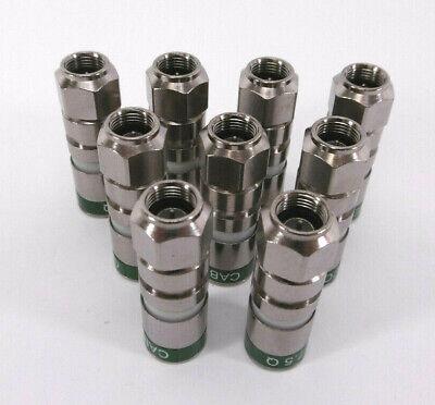 9 Stück Cabelcon 7.5 Q | Kompressionsstecker