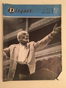 Revista Discos N º 119 Ernest Ansermet