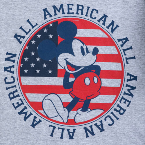 Disney Store Authentic Mickey Mouse Americana Boys T Shirt Size 2//3 4 5//6 7//8