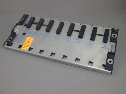 TSXRKY 8EX //     8 slot ext SCHNEIDER rack  USED TSXRKY8EX