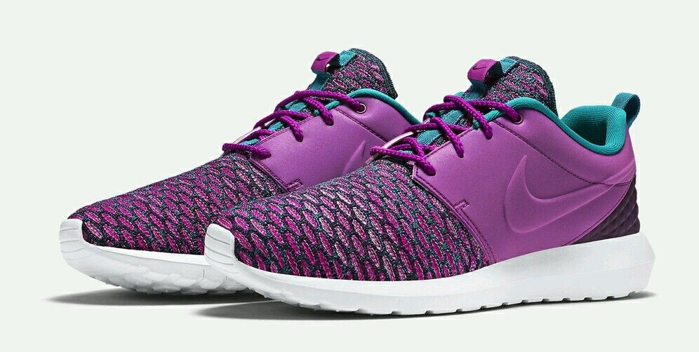 nike roshe NM flyknit PRM mens running shoes trainers 746825 400 sneakers shoes running aaac40