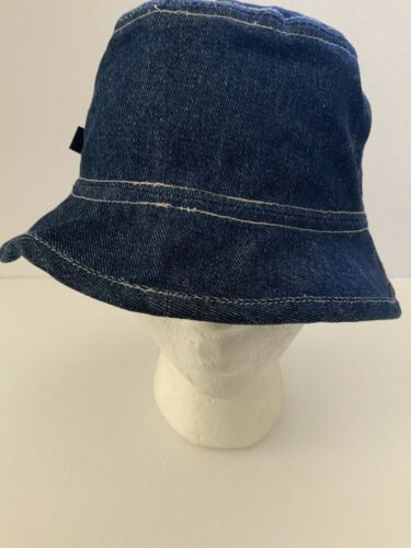 KANGOL Bucket Hat Denim Women's Medium/Large