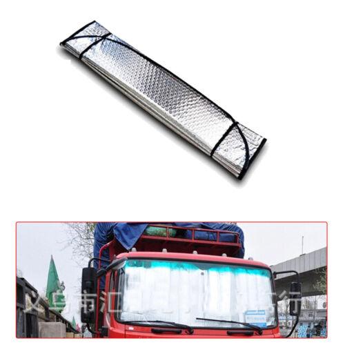 70*220 cm Big large Van Bus Truck Sunshade Windscreen Sun Shade Heat Reflective