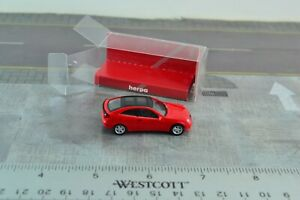 Euro Modell 08501 Ferrari Mythos Red 1:87 Scale HO