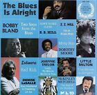 Blues Is Alright, Vol. 1 by Various Artists (CD, Jul-1997, Malaco)