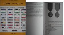 Catalogo sulle medaglie e decorazioni italiane civili e militari del Morittu