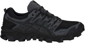 Mens Gel 7 Fujitrabuco Trail Asics Gtx Running Black Shoes Ixdgw