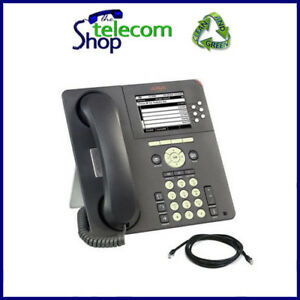150420ac1b94aa Avaya 9630 IP Telephone in Black 700426729 - B Grade Priced with a 1 ...