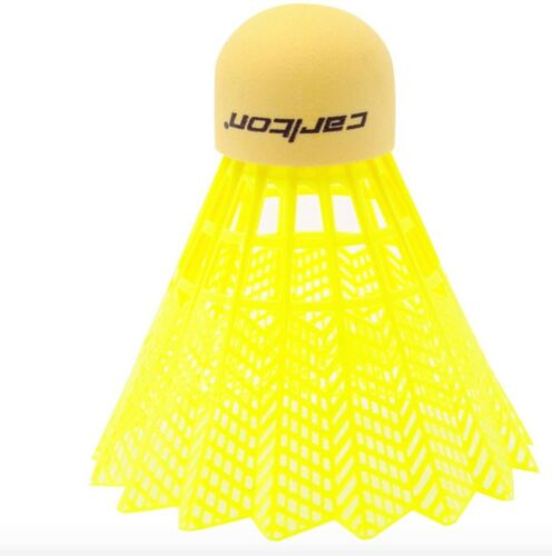 Carlton T800 Shuttlecock Unisex Premium Synthetic with High Visibility Skirt Qt1