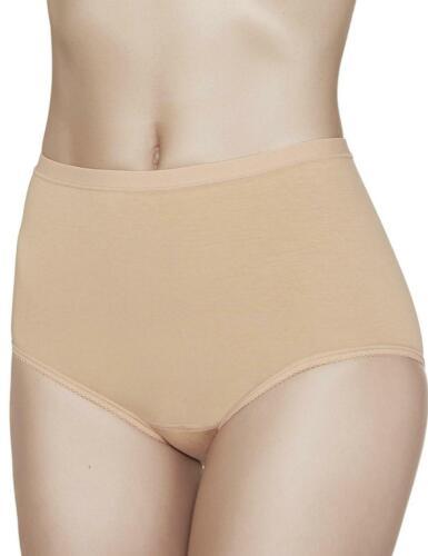 3 Pack Janira Essential Maxi Brief 1031183 3 Pack Knickers Dune Nude