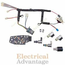 Gm 4L60E Master Transmission Solenoid Set Kit 1996 to 2002 Epc Shift Tcc Harness