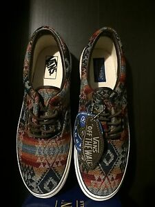 2f07508473 2013 Pendleton x Vans Vault Era - Japan Exclusive - Size 9 - RARE ...