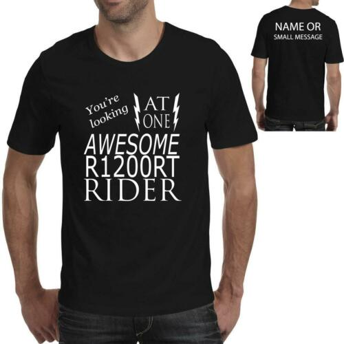 Awesome R1200RT Rider  Motorcycle Biker Fathers day Birthday Funny Gift