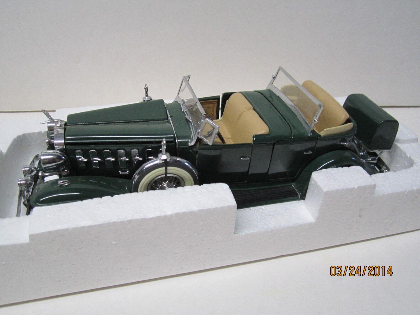 DANBURY Comme neuf 1932 ILLAC V-16 Sport Phaeton 1 24 dans la boîte d'orig