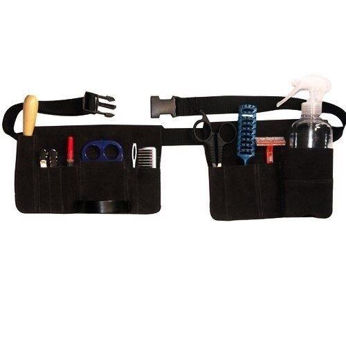 Intrepid International NEW Deluxe Braiding and Grooming Kit Adjustable Web Belt